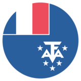 French Southern Territories. On emojione