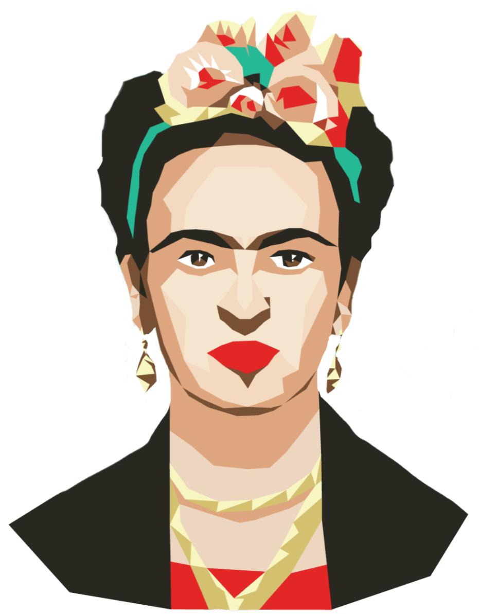 Frida drawing. Kahlo clipart at getdrawings