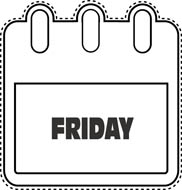 friday clipart