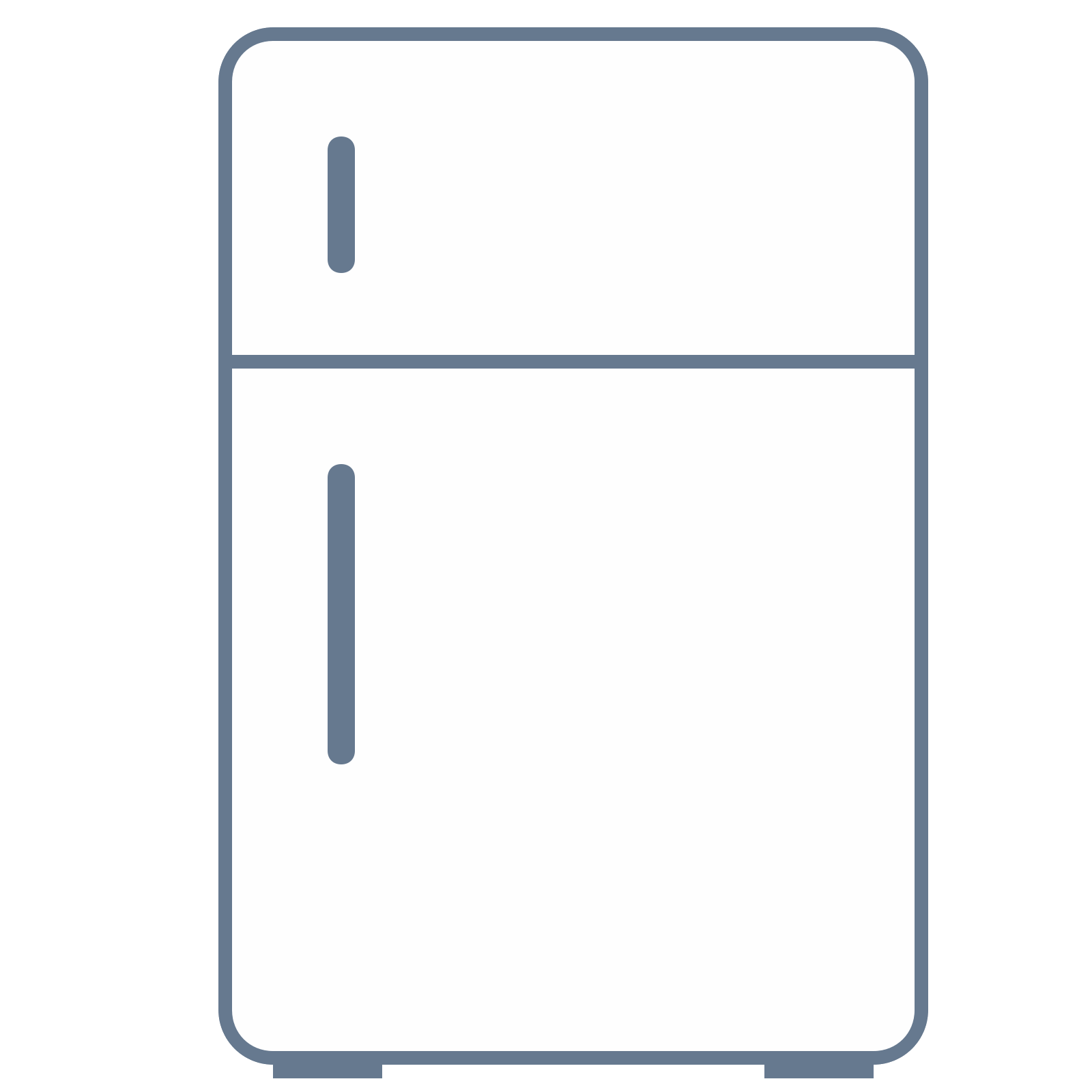 Fridge vector. Icon free download png