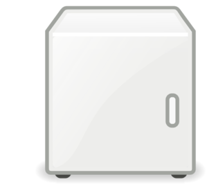 fridge vector mini