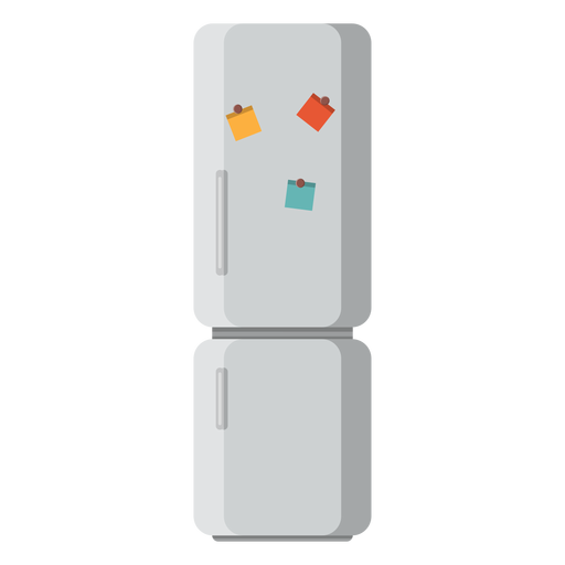 Fridge vector art. Refrigerator icon transparent png