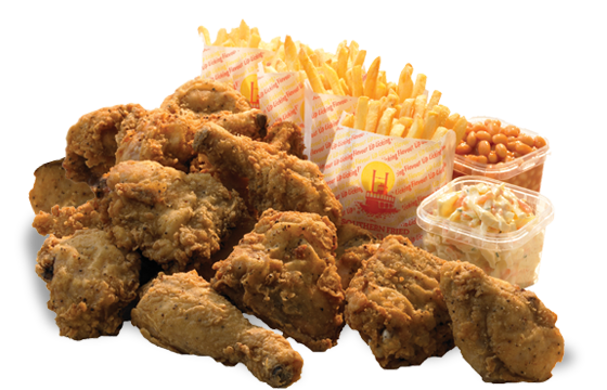 Fried chicken bucket png. Uk based southern to