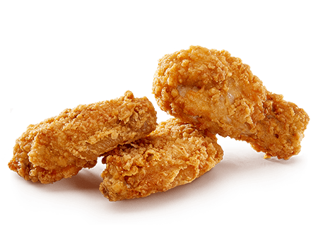Fried chicken png. Fast food transparent stickpng