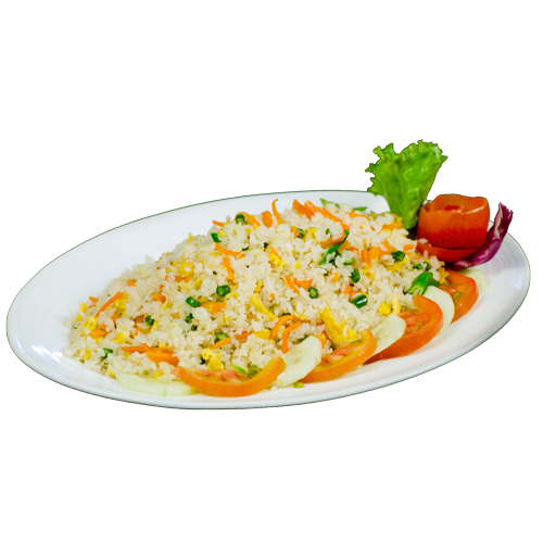 Fried rice png. Vegetable