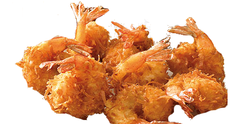 Fried shrimp png. Seafood other by viet