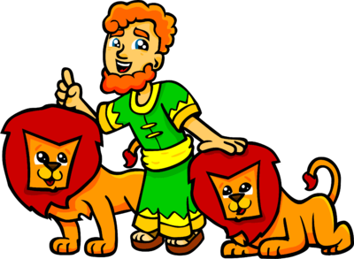 Friendly clipart trust. Image daniel and the