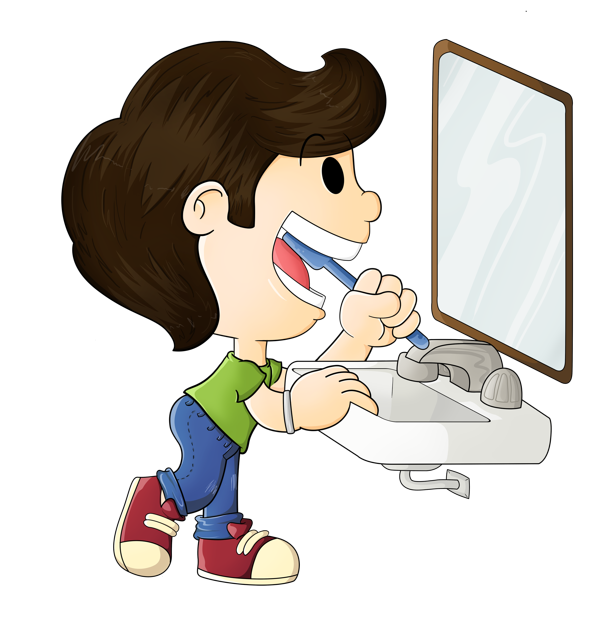 Toothpaste clipart mouth care. Free hygiene cliparts download