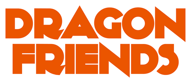 Friends logo png. Image dragon the wiki