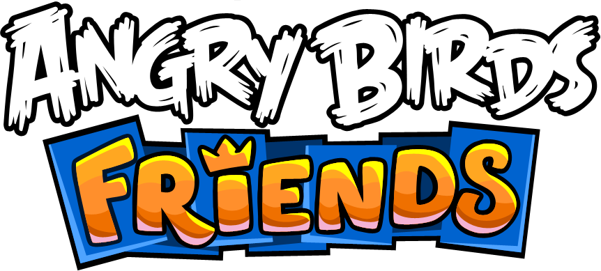 Friends logo png. Image angry birds friend