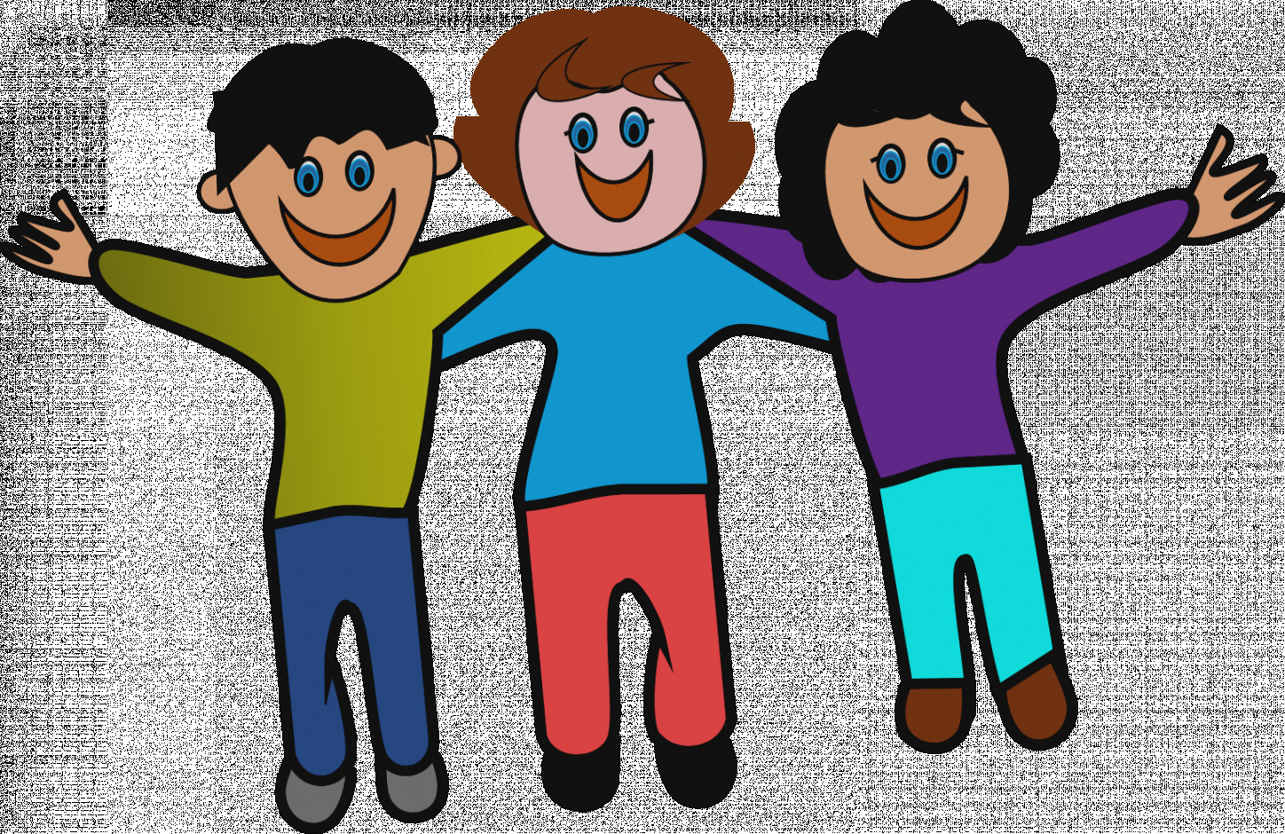 Images of friend clip. Friendship clipart friends house jpg free