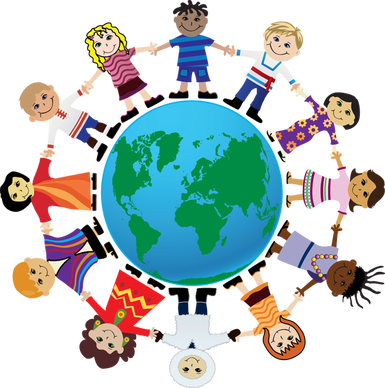 Friendship clipart heritage. Clip art for international
