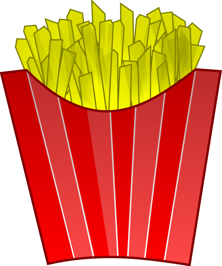 French fries clipart png. Free images of download