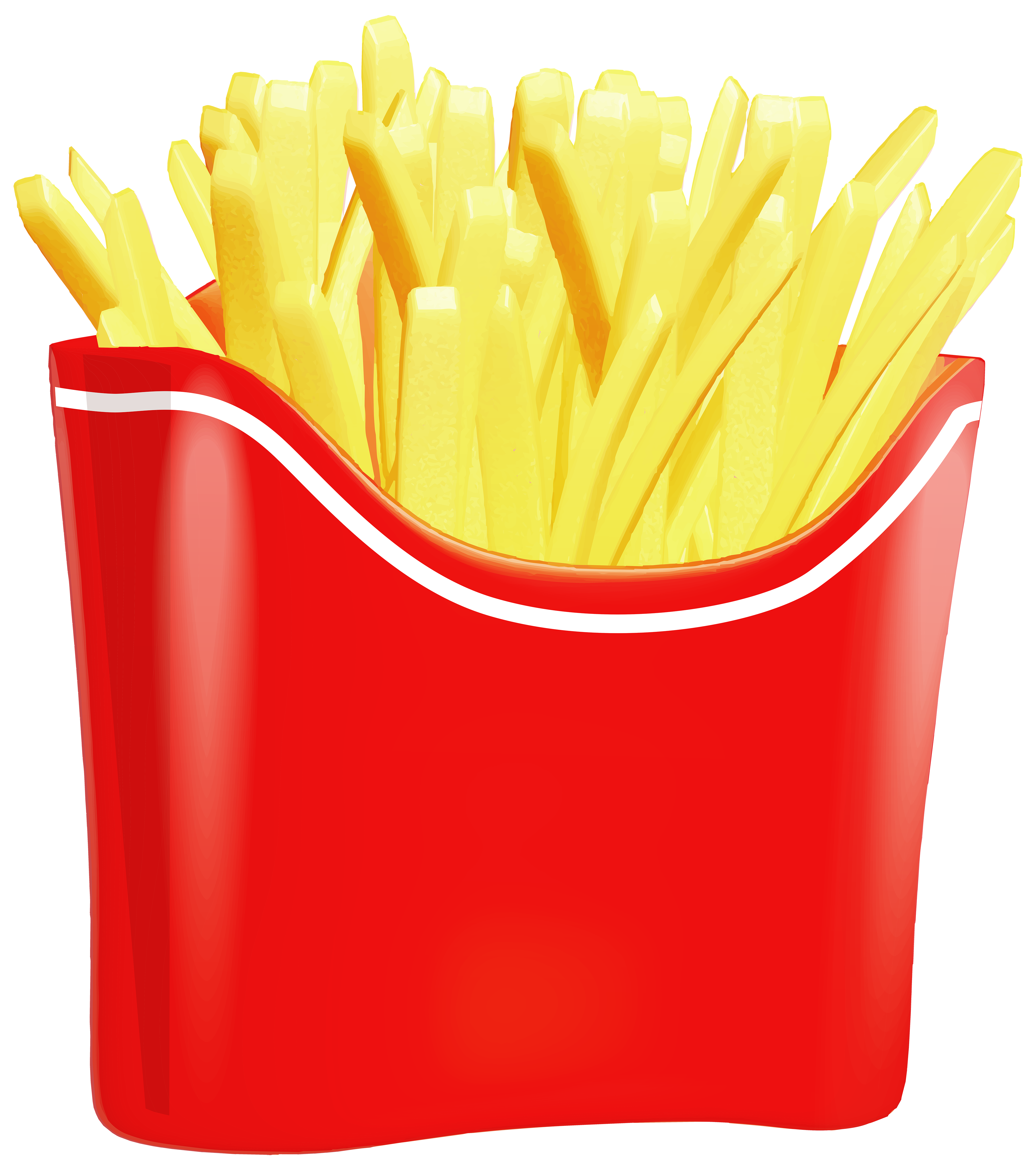 waffle fries png