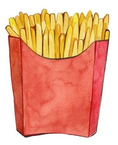 Fries clipart food house. French google search pics