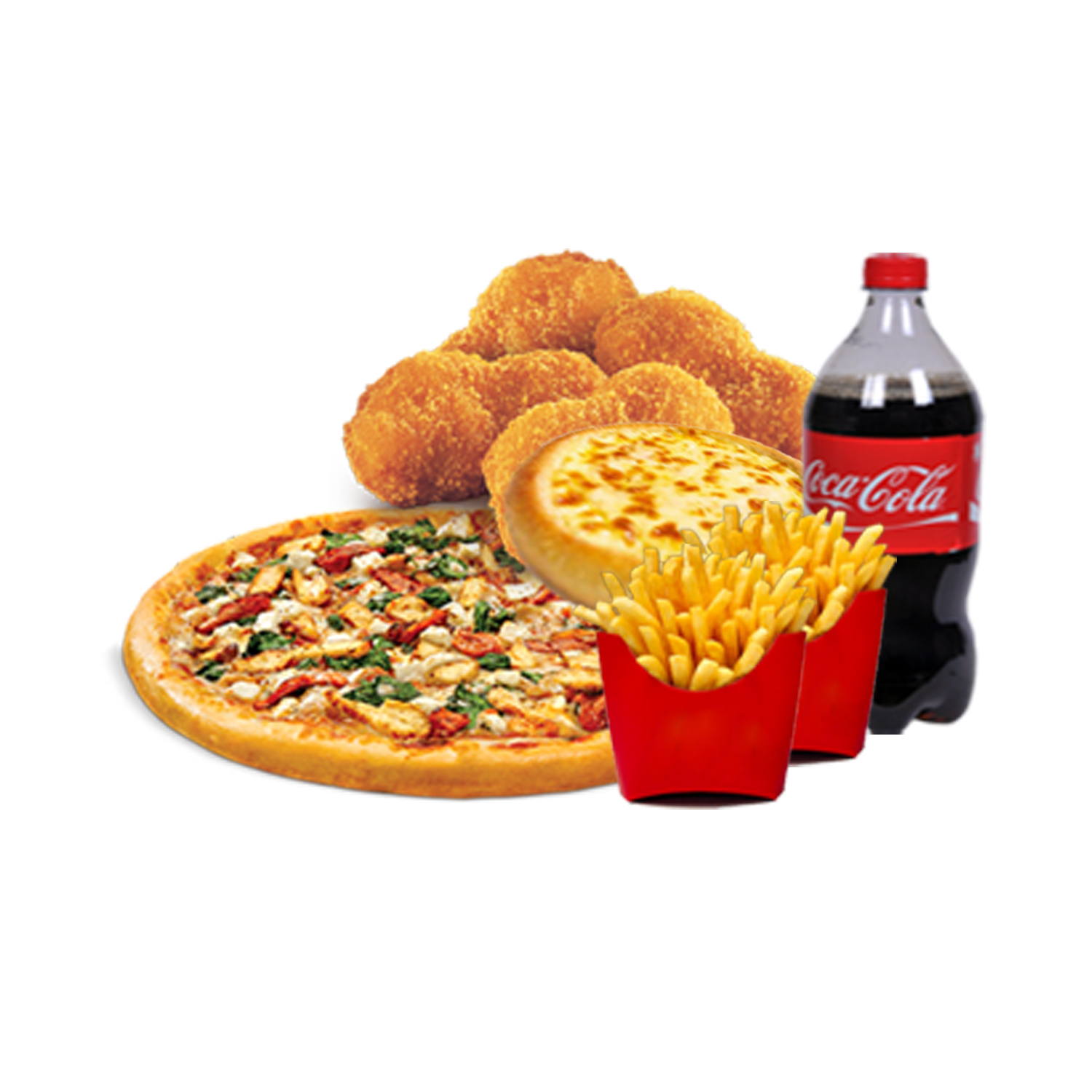 Fries clipart pizza. And png transparent images