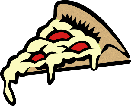 Fries clipart pizza. Free picture download clip