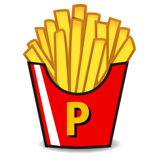 Fries emoji png. French for facebook email