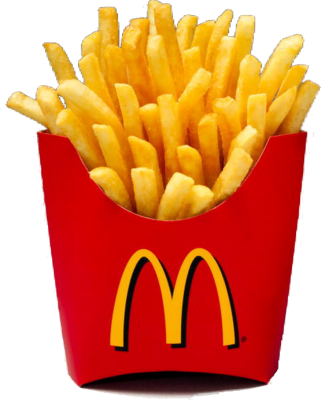 mcdonalds fries png