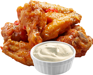 Fries vector chicken dish. Welcome to just fried