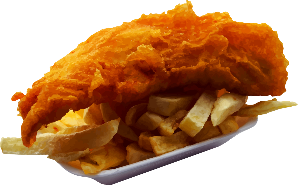 Fries vector chip. Fish and chips french