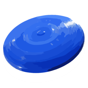 Frisbee clipart ultimate frisbee. No background clip art