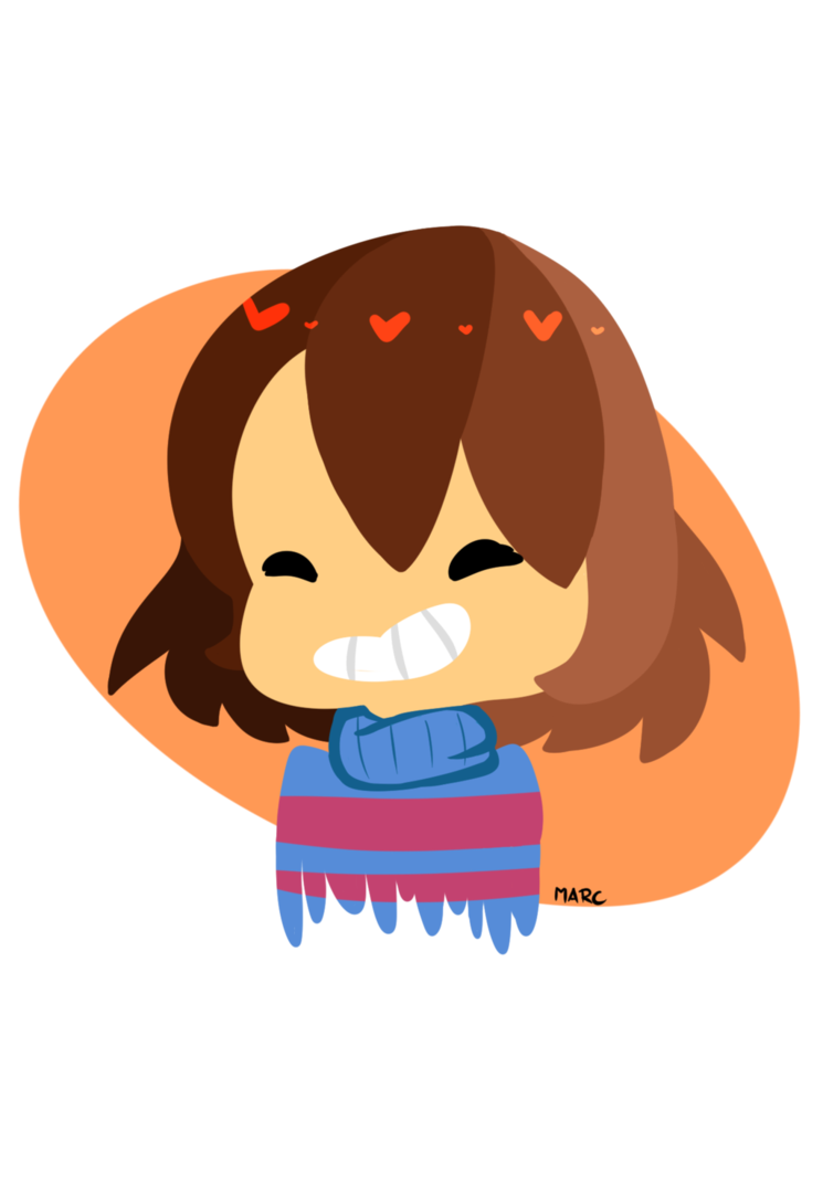 Frisk undertale png. By xx anonymous on