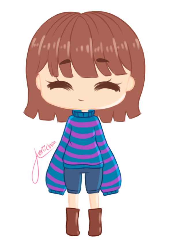 Frisk undertale png. By aoriihasmoved on deviantart