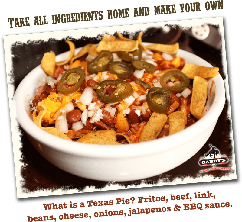 Frito pie png. Texas bbq gabby s