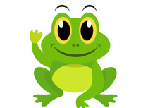 Hands clipart frog. Free clip art pictures