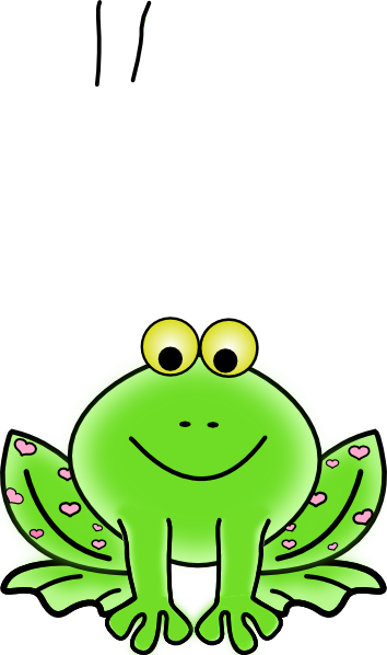 Toad clipart valentine. Tree frog library free