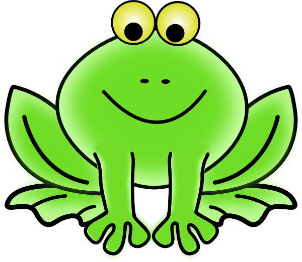 Frog clipart kid. Free images for kids