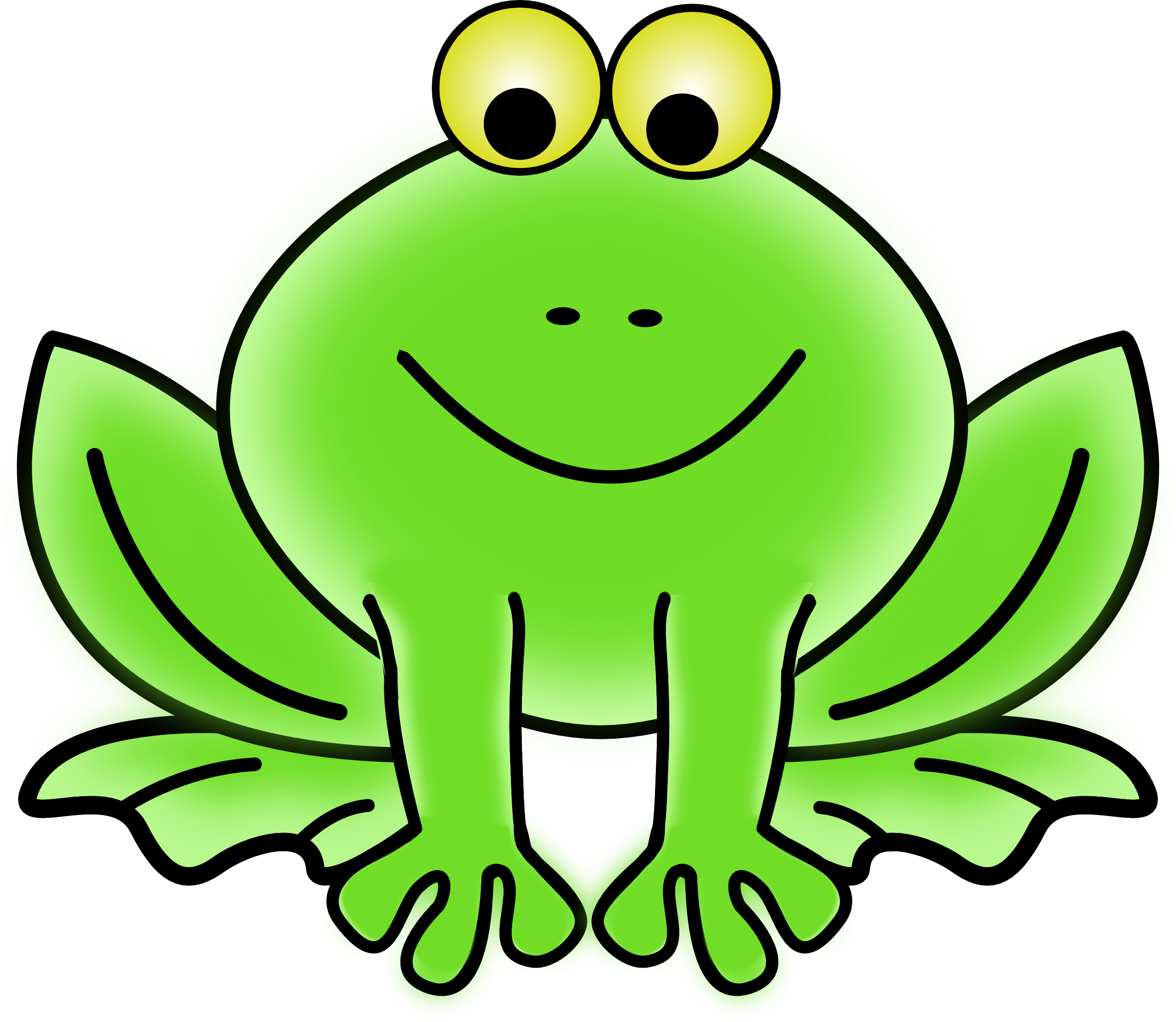 Frog clipart png. Collection of colorful