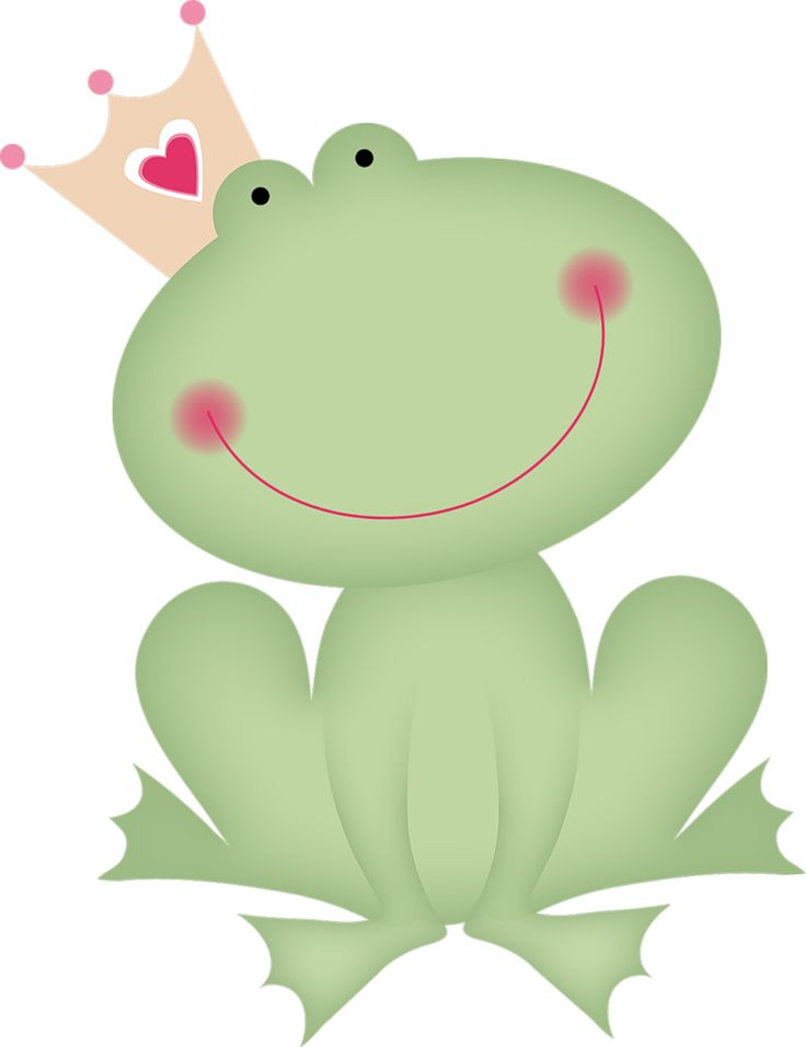 best frogs images. Frog clipart princess frog vector stock