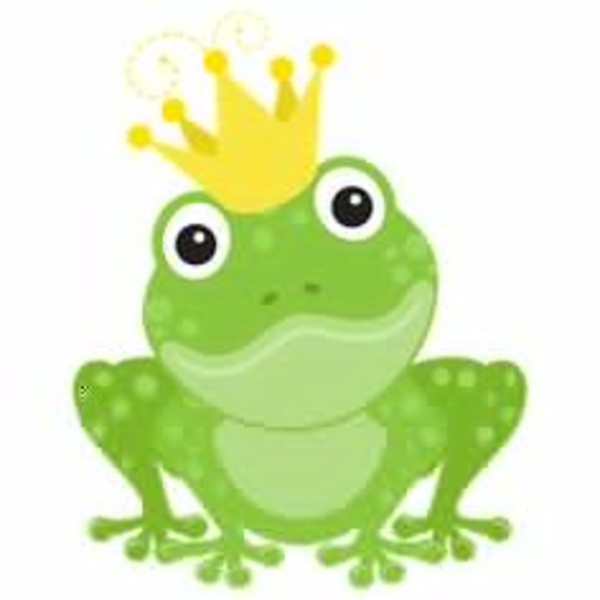 Frog clipart princess frog. Free images at clker