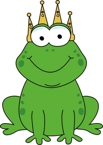 Frog clipart princess frog. Clip art images prince
