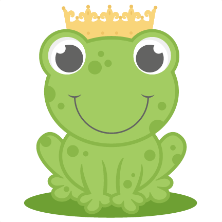 Frogs clipart file. Frog prince svg cutting