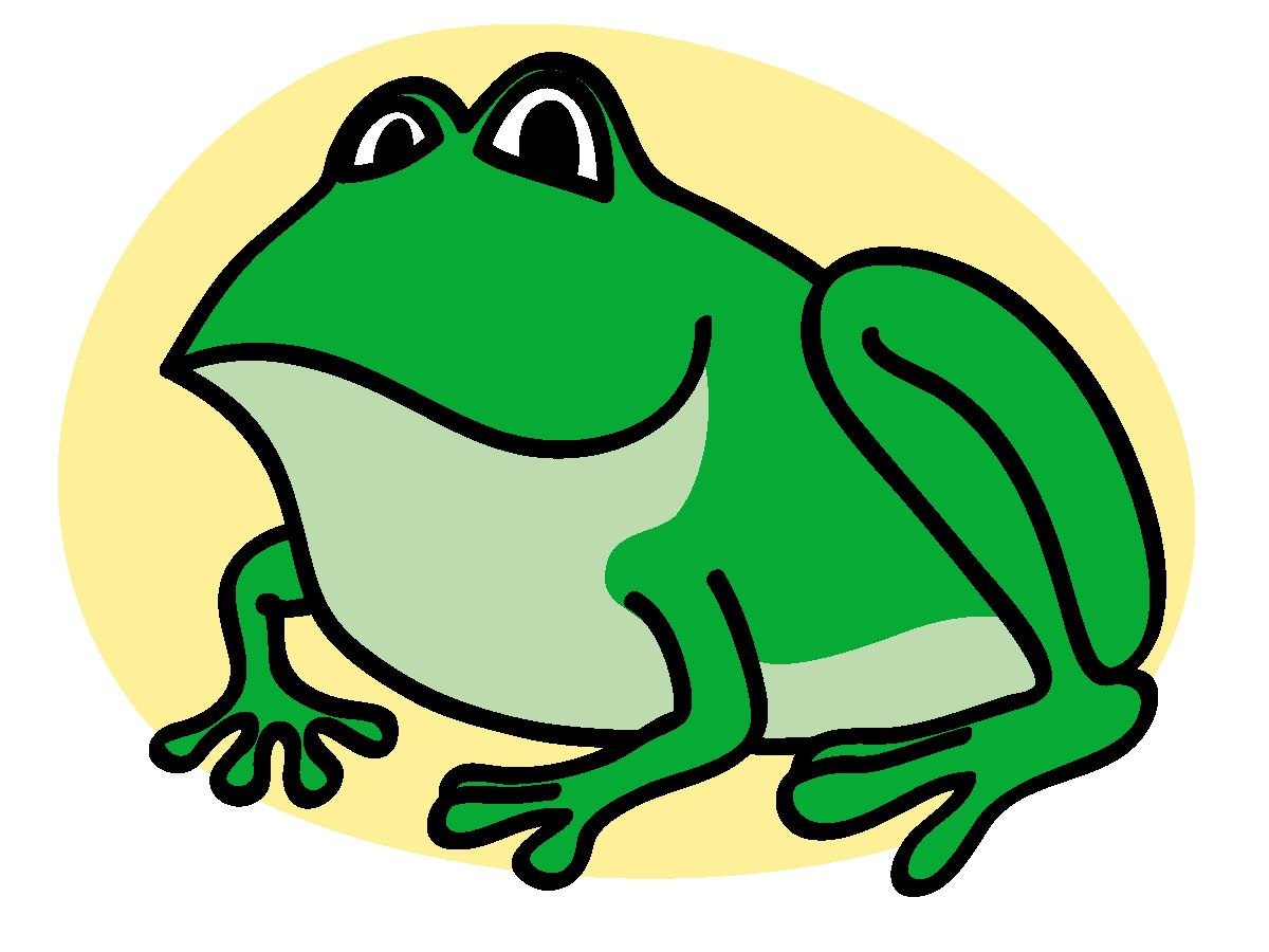 Frogs clipart green frog. Cliparts co pinterest clipartsco