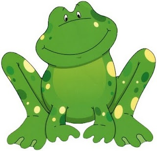 Frogs clipart green frog. Best clip art