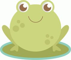 Frogs clipart shape. Cute frog svg cut