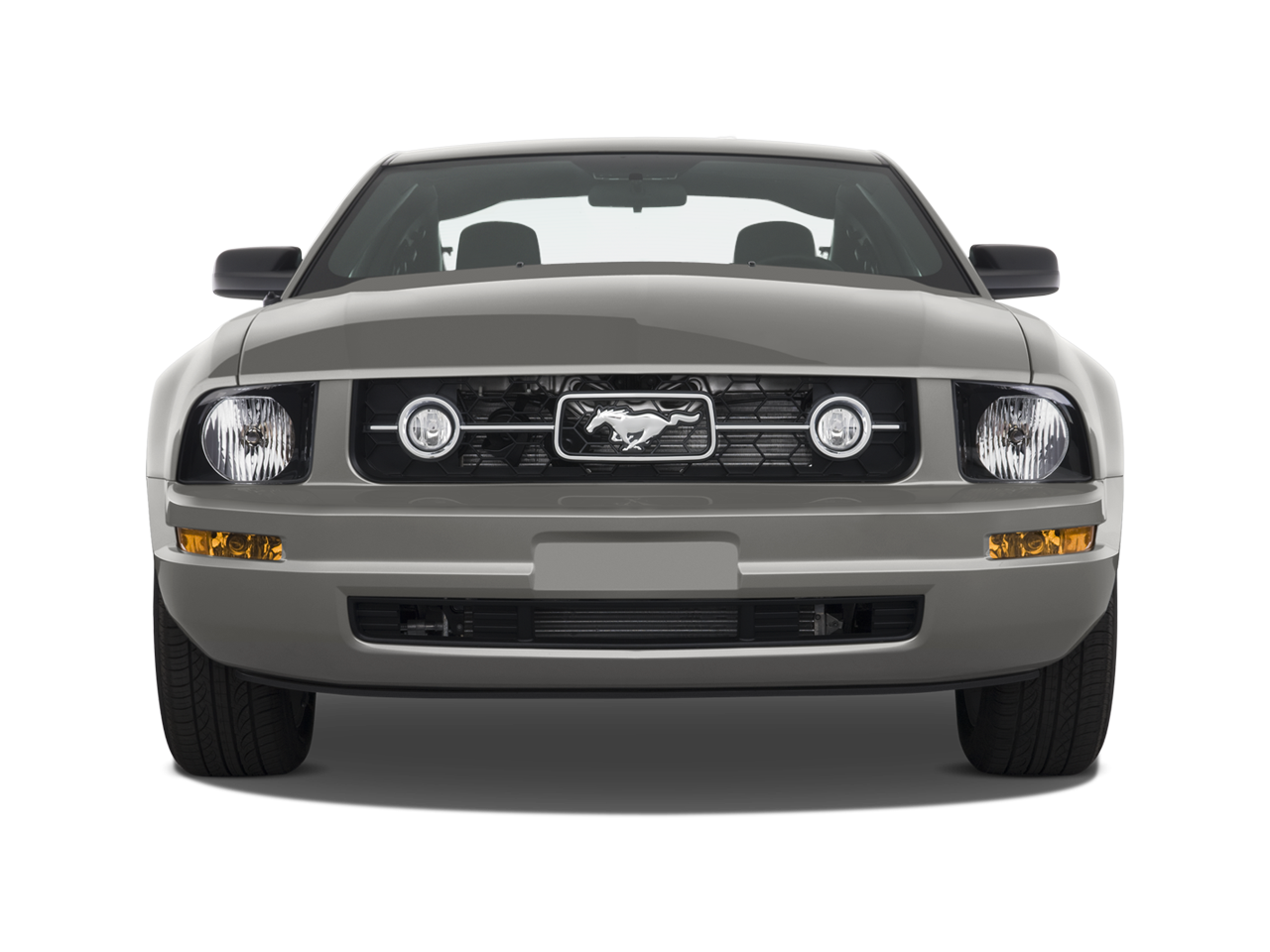 Front view muscle car grill png. Ford mustang saleen