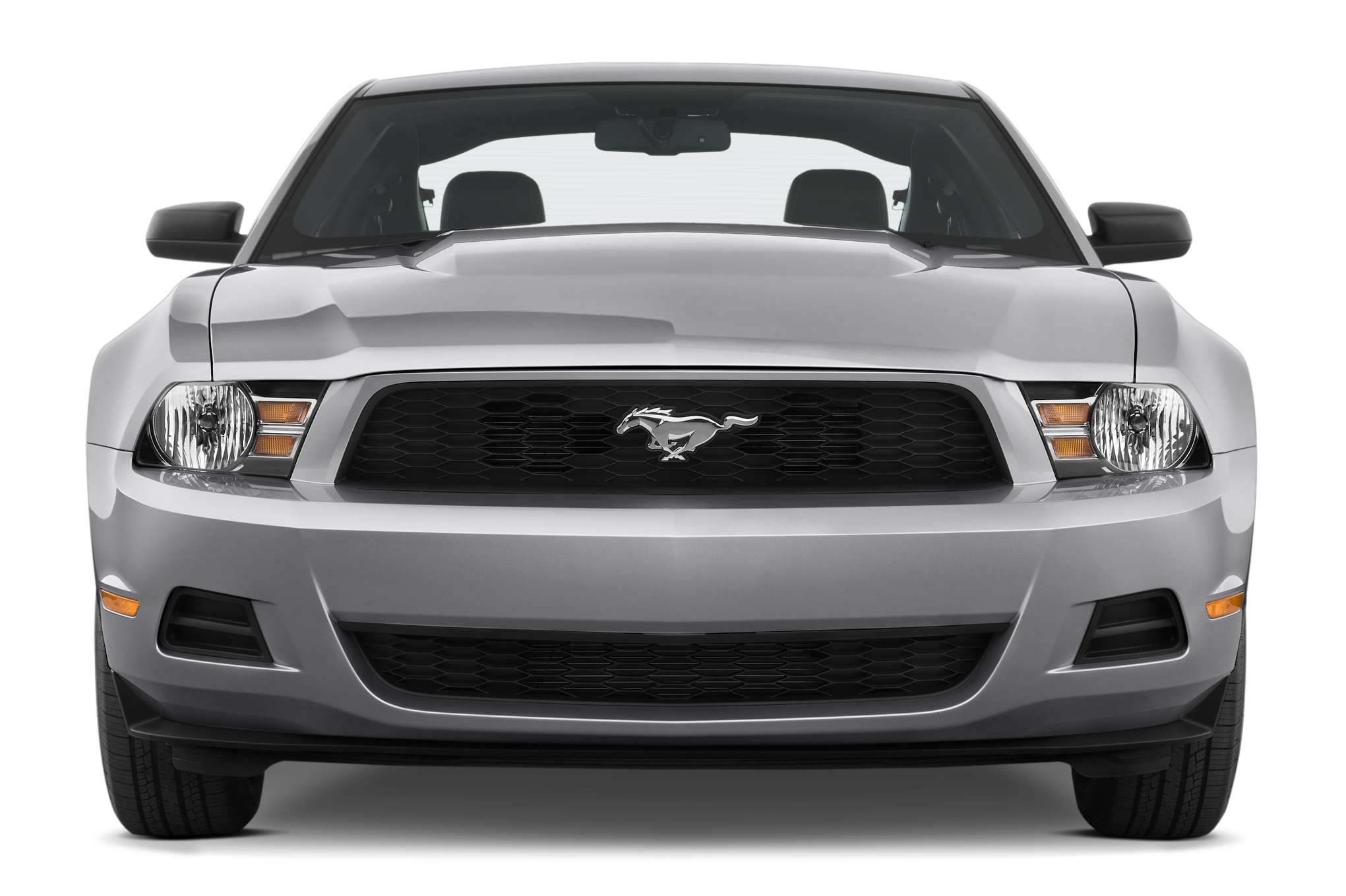 Front view muscle car grill png. Ford mustang gt