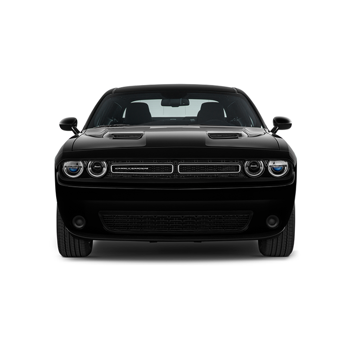 Front view muscle car grill png. The new dodge challenger