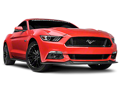 Front view muscle car grill png. Mustang grilles americanmuscle parts
