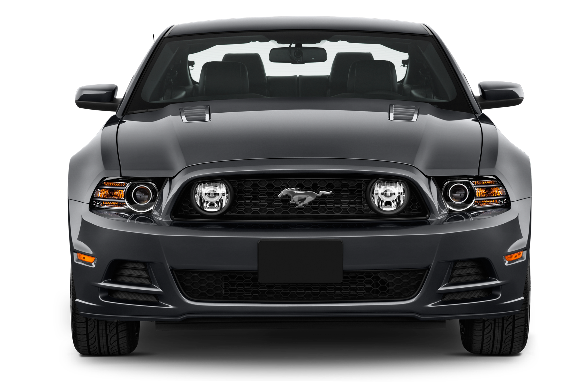 Front view muscle car grill png. Revology shelby gt more