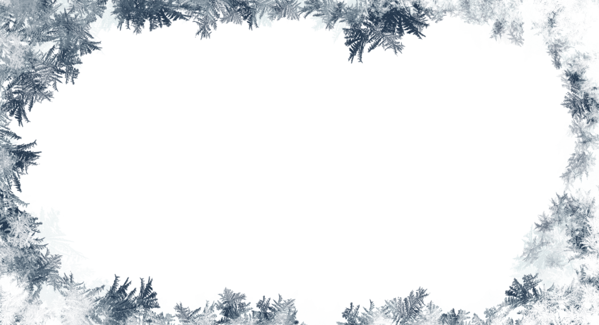 Frost border png. The on tree wallpapers