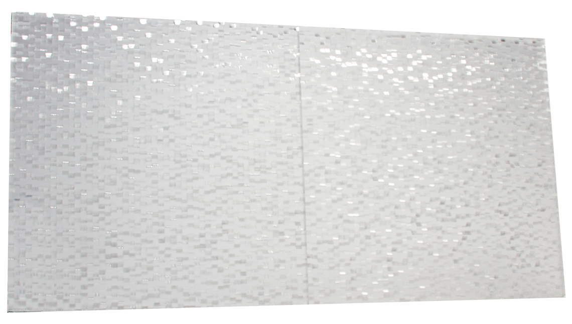 White Frosted Glass Texture Png