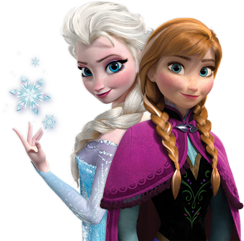 Frozen characters png. Transparent images all file
