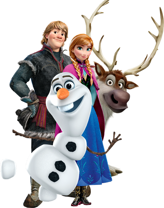 Frozen characters png. Google search kids birthday