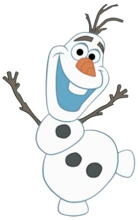 Frozen clipart olaf. Disney silhouette at getdrawings